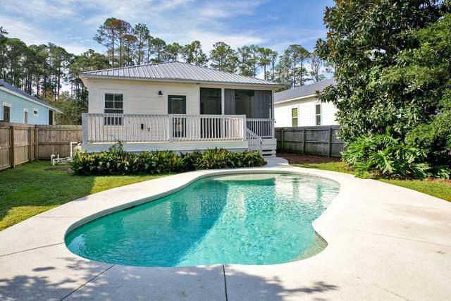124 W Wild Blueberry Way, Santa Rosa Beach, FL 32459 (MLS #882710) :: Scenic Sotheby's International Realty