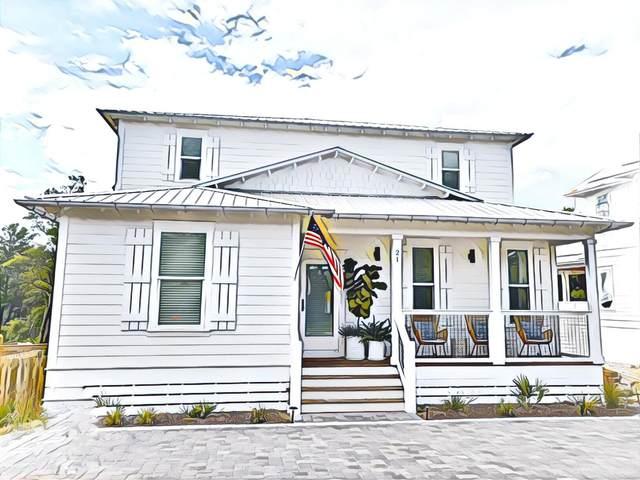 24 Dalton Drive, Santa Rosa Beach, FL 32459 (MLS #882873) :: Somers & Company
