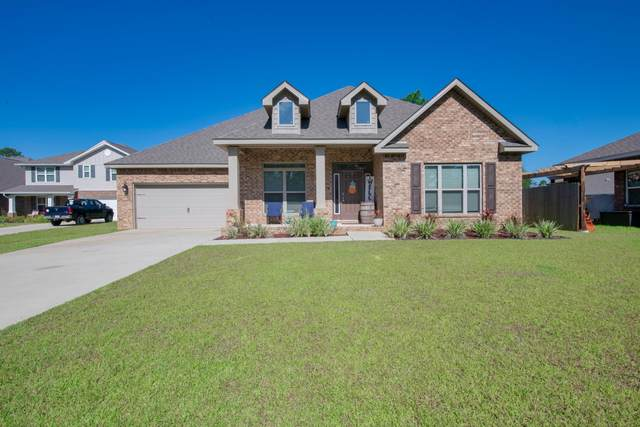 3503 Turquoise Drive, Navarre, FL 32566 (MLS #883264) :: Berkshire Hathaway HomeServices PenFed Realty