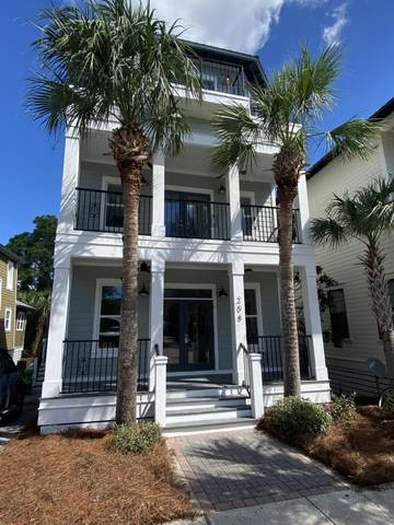 208 E Blue Crab Loop, Inlet Beach, FL 32461 (MLS #883486) :: The Premier Property Group