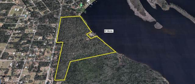 4400 Garcon Point Road, Milton, FL 32583 (MLS #883668) :: Anchor Realty Florida