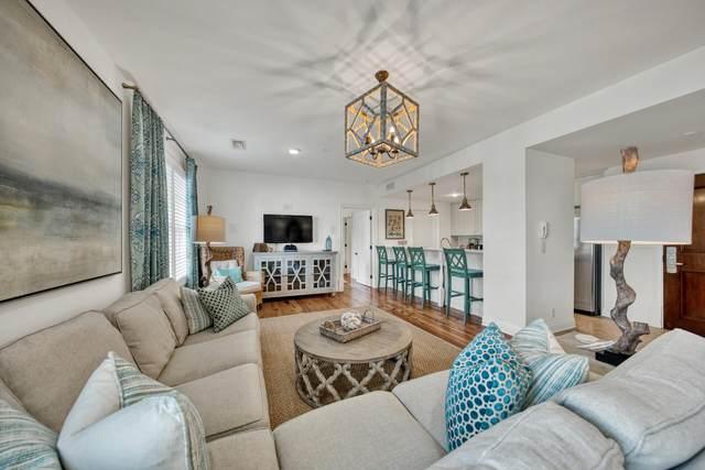 34 N Barrett Square Unit 2E, Inlet Beach, FL 32461 (MLS #883793) :: Rosemary Beach Realty