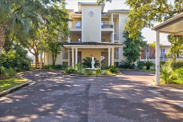105 SE Brooks Street Unit 5, Fort Walton Beach, FL 32548 (MLS #883918) :: Anchor Realty Florida