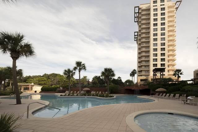 5002 S Sandestin Boulevard Unit 6121/6123, Miramar Beach, FL 32550 (MLS #884059) :: HCB Realty Advisors, LLC.