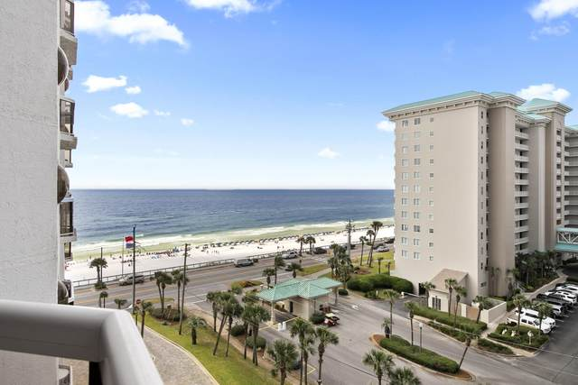 1096 Scenic Gulf Drive Unit 606, Miramar Beach, FL 32550 (MLS #884128) :: The Honest Group