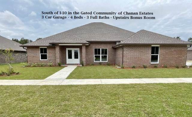 2896 Chancery Lane, Crestview, FL 32539 (MLS #884280) :: RE/MAX By The Sea
