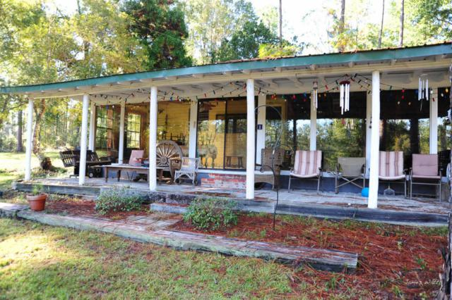 5493 Hwy 4, Baker, FL 32531 (MLS #526871) :: Luxury Properties Real Estate