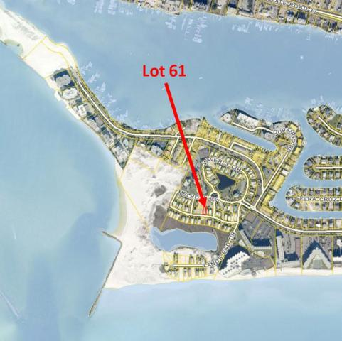 LOT 61 Rosalie Drive, Destin, FL 32541 (MLS #714332) :: The Premier Property Group
