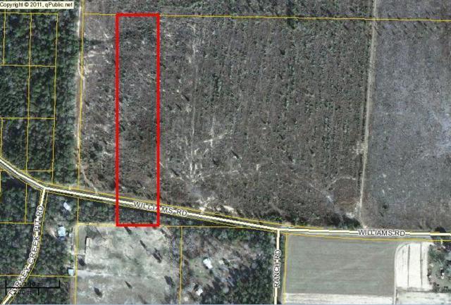 10 ac Williams, Defuniak Springs, FL 32433 (MLS #729753) :: Classic Luxury Real Estate, LLC