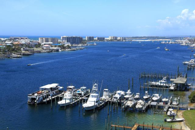 662 Harbor Boulevard Unit 810, Destin, FL 32541 (MLS #754517) :: RE/MAX By The Sea