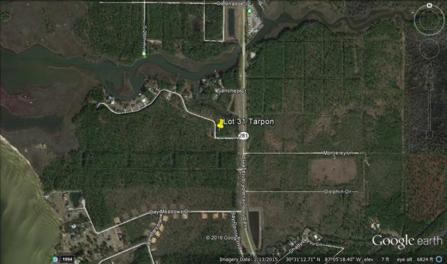 5531 Tarpon Court, Milton, FL 32570 (MLS #754775) :: EXIT Sands Realty