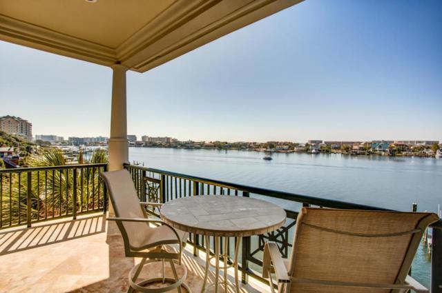 602 Harbor Boulevard Penthouse 301, Destin, FL 32541 (MLS #771971) :: Somers & Company