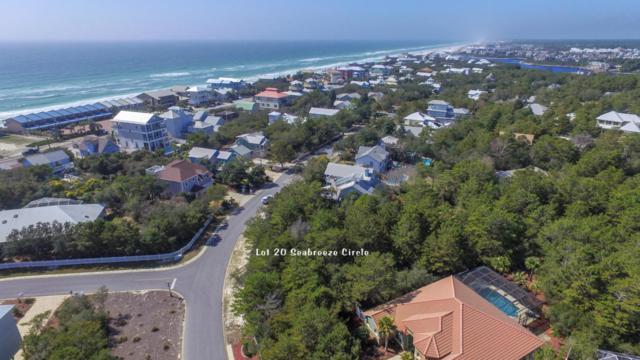 Lot 20 Seabreeze Circle, Seacrest, FL 32461 (MLS #774447) :: Keller Williams Realty Emerald Coast