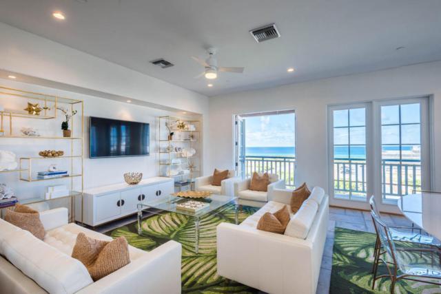 29 N Somerset Street 1-401, Alys Beach, FL 32461 (MLS #775801) :: The Premier Property Group