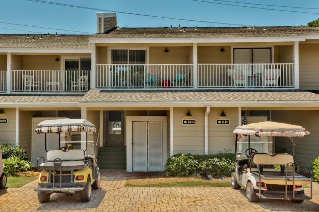 610 Bayou Drive #610, Miramar Beach, FL 32550 (MLS #777544) :: ResortQuest Real Estate