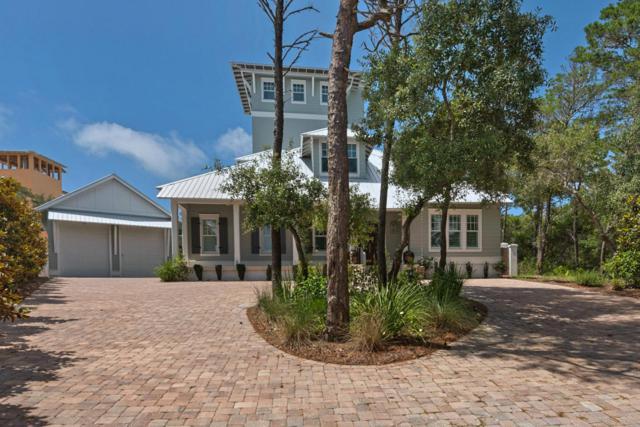 62 Seagrove Village Drive, Santa Rosa Beach, FL 32459 (MLS #778134) :: Luxury Properties on 30A