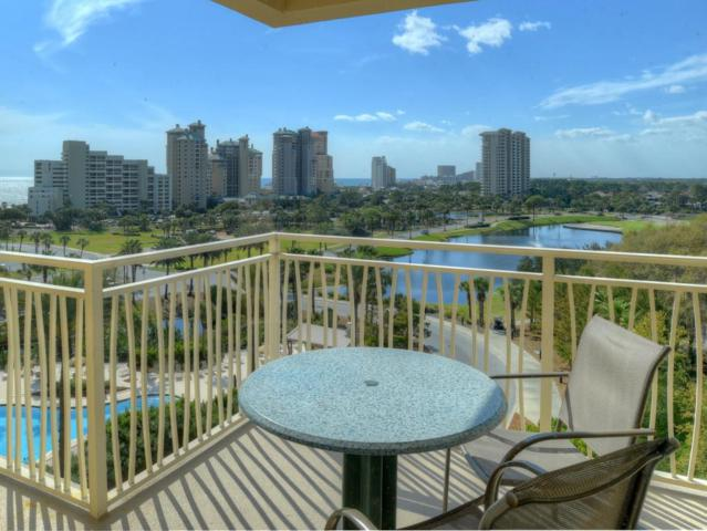 5000 S Sandestin Boulevard Unit 6602/6604, Miramar Beach, FL 32550 (MLS #778500) :: Coast Properties