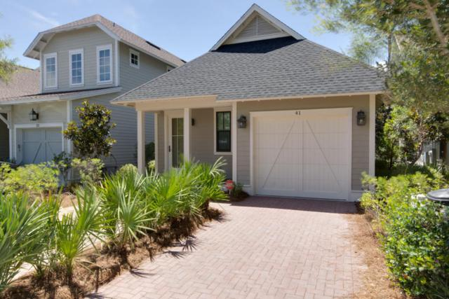 41 Quarter Moon Lane, Santa Rosa Beach, FL 32459 (MLS #779022) :: The Premier Property Group
