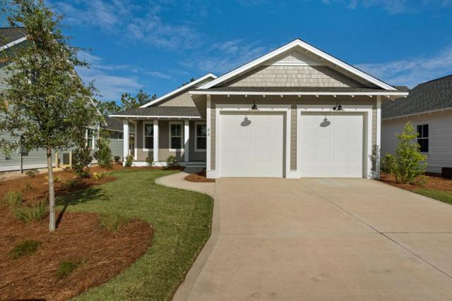 54 Jack Knife Drive (Lot 143), Inlet Beach, FL 32461 (MLS #781760) :: Coast Properties