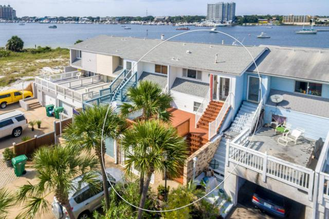 415 Gulf Shore Drive Unit 4, Destin, FL 32541 (MLS #782201) :: Coast Properties