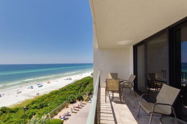 4100 E Co Highway 30-A Unit 507, Santa Rosa Beach, FL 32459 (MLS #782420) :: Somers & Company