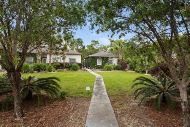 76 W Surfside Drive, Santa Rosa Beach, FL 32459 (MLS #782892) :: Scenic Sotheby's International Realty