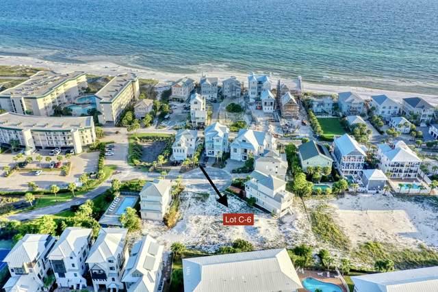 C-6 Dunes Estates Of Seagrove, Santa Rosa Beach, FL 32459 (MLS #785382) :: Corcoran Reverie