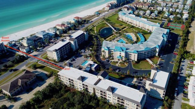 732 Scenic Gulf Drive Unit A101, Miramar Beach, FL 32550 (MLS #785854) :: ResortQuest Real Estate