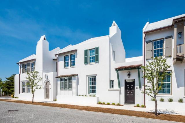 71 Nonesuch Way, Alys Beach, FL 32461 (MLS #786030) :: RE/MAX By The Sea