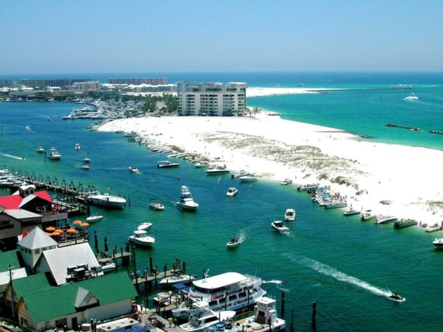 10 Harbor Boulevard W 1025, Destin, FL 32541 (MLS #787035) :: Somers & Company