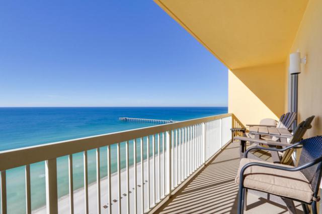 15817 Front Beach Road Unit 1-1705, Panama City Beach, FL 32413 (MLS #788027) :: ResortQuest Real Estate