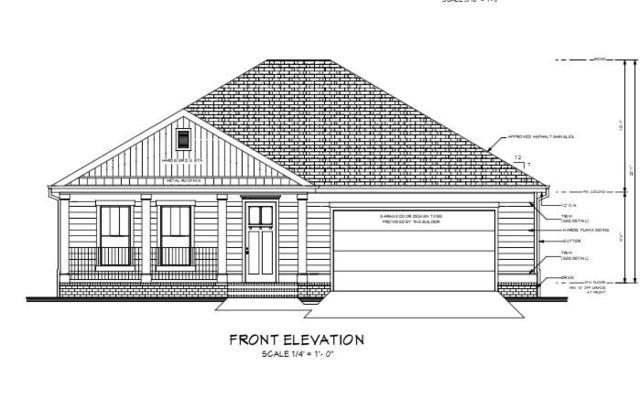 1250 Elderflower Dr, Niceville, FL 32578 (MLS #790888) :: Coast Properties