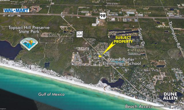 .44 Acres Scenic 30A Highway, Santa Rosa Beach, FL 32459 (MLS #792588) :: Scenic Sotheby's International Realty