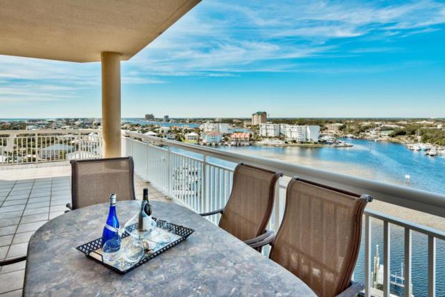 725 Gulf Shore Drive 801A, Destin, FL 32550 (MLS #793439) :: Classic Luxury Real Estate, LLC