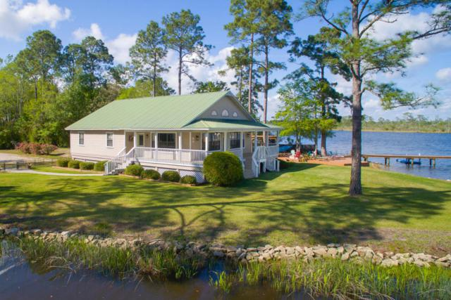 855 Whitfield Road, Freeport, FL 32439 (MLS #794395) :: Classic Luxury Real Estate, LLC