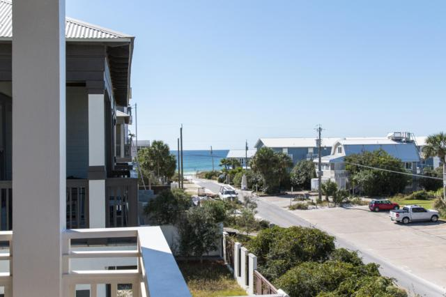 32 E Park Place Avenue #102, Inlet Beach, FL 32461 (MLS #794878) :: Classic Luxury Real Estate, LLC