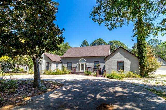 1525 W Hewett Road, Santa Rosa Beach, FL 32459 (MLS #795827) :: Classic Luxury Real Estate, LLC