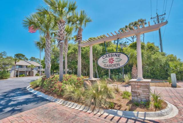 14 Cypress Street Unit 182, Santa Rosa Beach, FL 32459 (MLS #797494) :: 30a Beach Homes For Sale