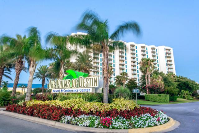 4207 Indian Bayou Trail #2608, Destin, FL 32541 (MLS #798403) :: ResortQuest Real Estate