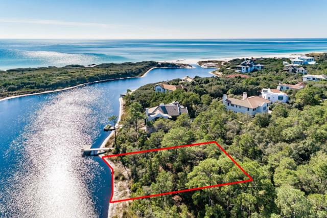 LOT 3 Redfish Lane, Santa Rosa Beach, FL 32459 (MLS #798682) :: Berkshire Hathaway HomeServices Beach Properties of Florida