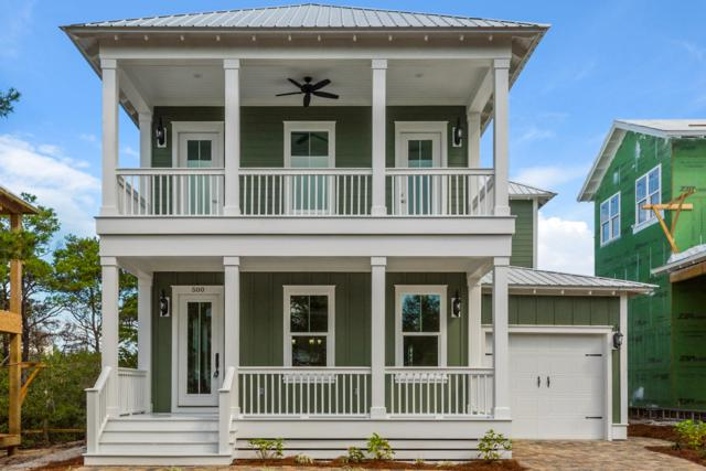 500 Gulfview Circle, Santa Rosa Beach, FL 32459 (MLS #799538) :: Classic Luxury Real Estate, LLC