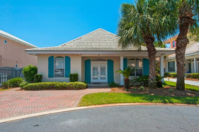 33 Aquamarine Cove, Miramar Beach, FL 32550 (MLS #799934) :: ResortQuest Real Estate