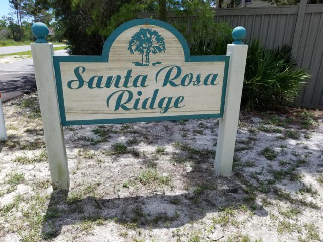 Lot 16 Ridge Road, Santa Rosa Beach, FL 32459 (MLS #800193) :: Luxury Properties Real Estate