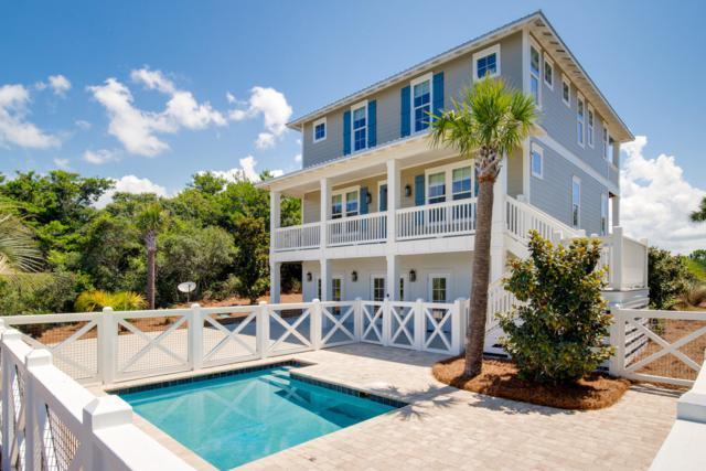 52 Hilltop Drive, Santa Rosa Beach, FL 32459 (MLS #801539) :: Luxury Properties Real Estate
