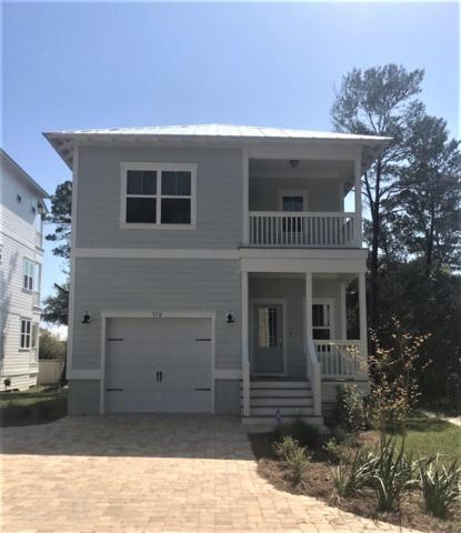 300 Grande Pointe Circle Lot 110, Inlet Beach, FL 32461 (MLS #802256) :: Classic Luxury Real Estate, LLC