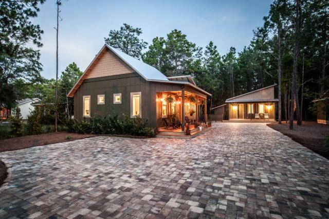 123 Little Canal Drive, Santa Rosa Beach, FL 32459 (MLS #804591) :: ResortQuest Real Estate