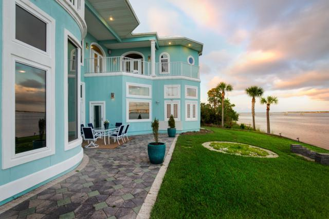 6401 Dolphin Shores Drive, Panama City Beach, FL 32407 (MLS #805357) :: Luxury Properties Real Estate