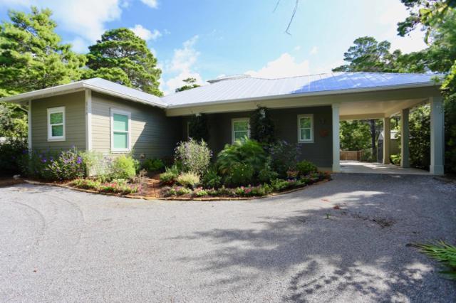 316 Hilltop Drive, Santa Rosa Beach, FL 32459 (MLS #805450) :: Luxury Properties Real Estate