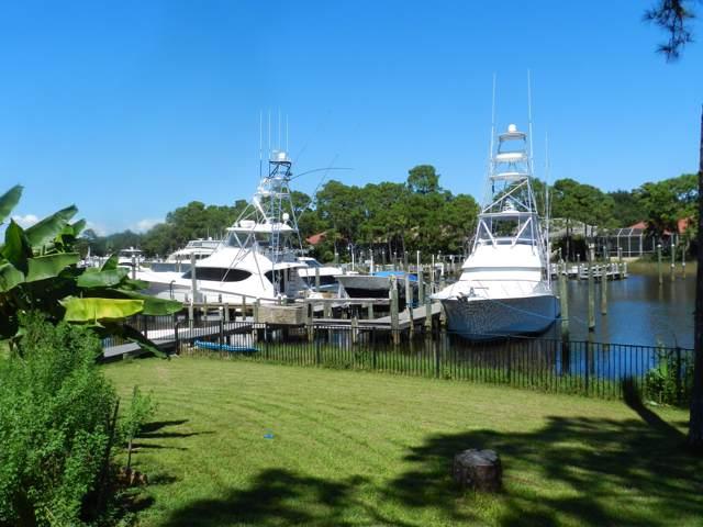 70 Indian Bayou Drive, Destin, FL 32541 (MLS #805548) :: Engel & Voelkers - 30A Beaches