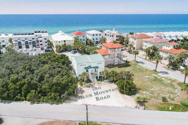 180 Blue Mountain Road Units 1,2,3,4, Santa Rosa Beach, FL 32459 (MLS #806306) :: ENGEL & VÖLKERS